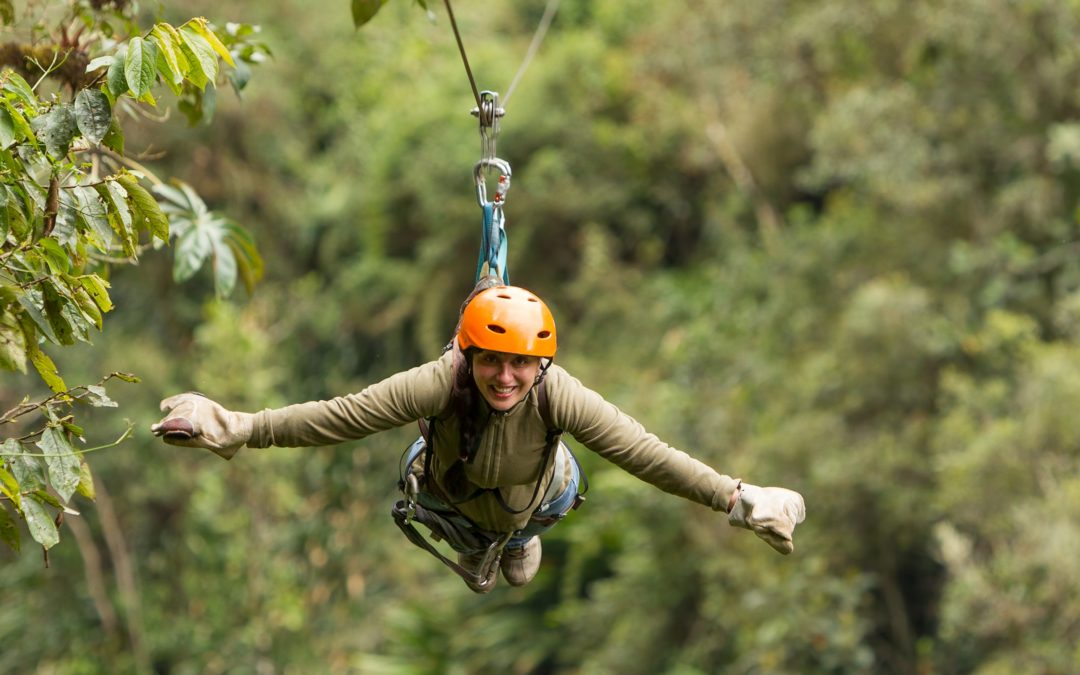 Ziplining: Hawaii's Best Activity?